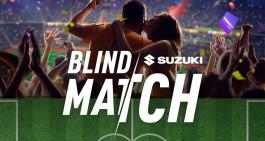 Il calcio è di chi lo ama, e di chi si ama. Suzuki Blind Match