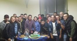 Canelli e Mortelliti riportano il calcio a Solopaca dopo sette anni