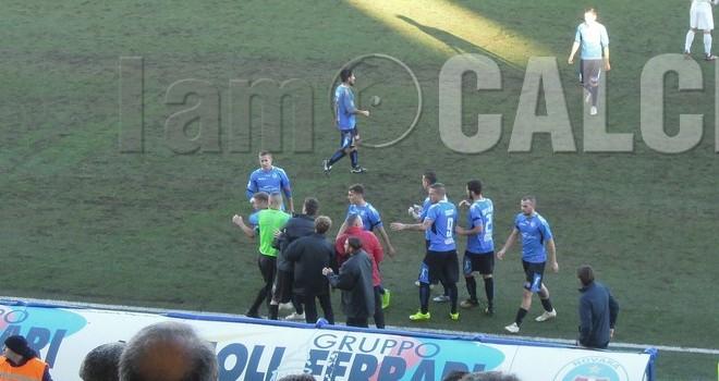 Novara-Lucchese 2-2, gli azzurri gettano al vento 3 punti