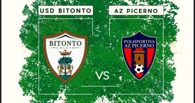Bitonto-Picerno chiude l'anno ed il girone d'andata. In uno stadio...