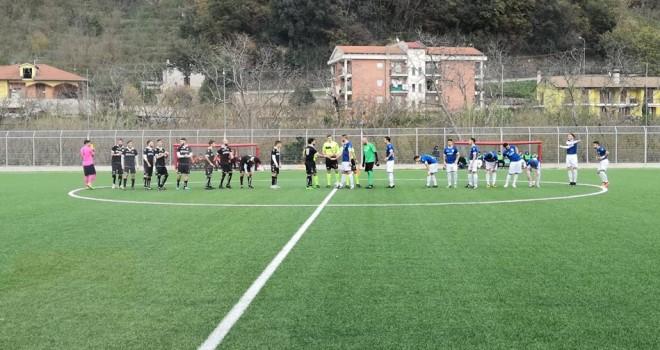 Faiano-Sant'Agnello 1-3: gol e immagini della gara (VIDEO)