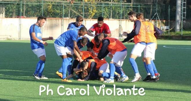 D'Attilio trascina l'Agropoli: i delfini battono il Sant'Agnello