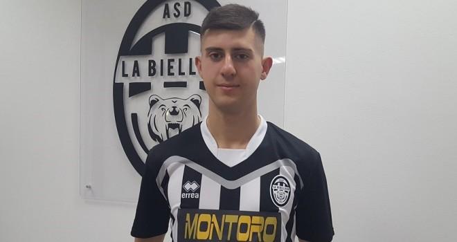 La Biellese - E' ufficiale l'acquisto di un giocatore ex Cagliari
