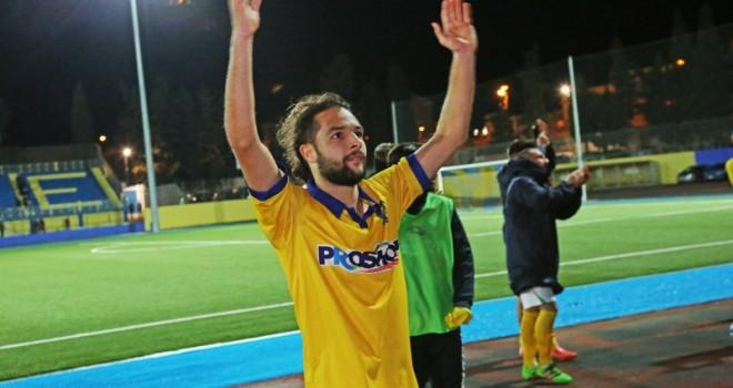 UC Bisceglie: preso il centrocampista Marinaro