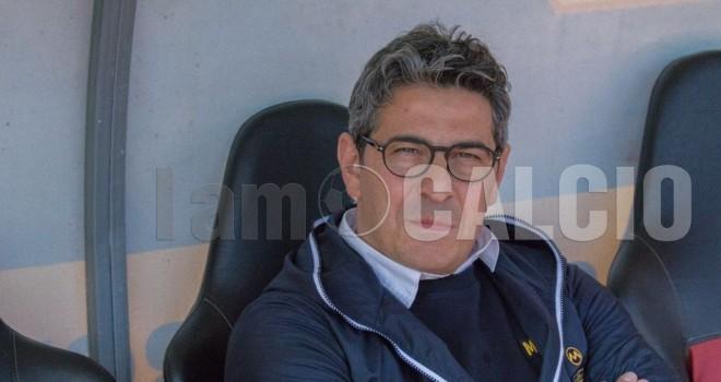 """Foggia, Padalino: """"Turnover per via delle tante gare. Testa al Verona"""""""