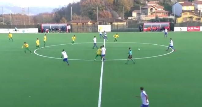 Sanseverinese sconfitta, vince il Lions Mons Militum - VIDEO