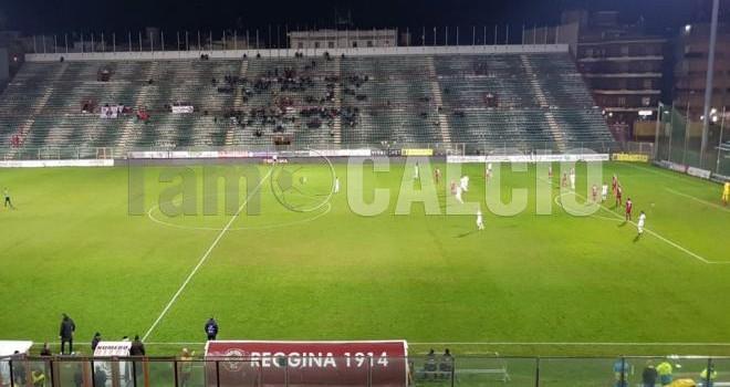 """Cavese show al """"Granillo"""": tris alla Reggina e prima vittoria esterna"""