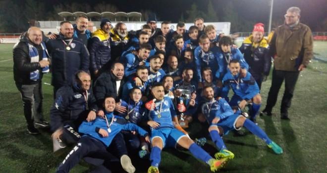 Falco e Scavone mettono la firma: il Grumentum batte 2-0 il Senise