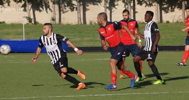 Battipagliese - San Vito Positano 1-0: gli highlights (VIDEO)