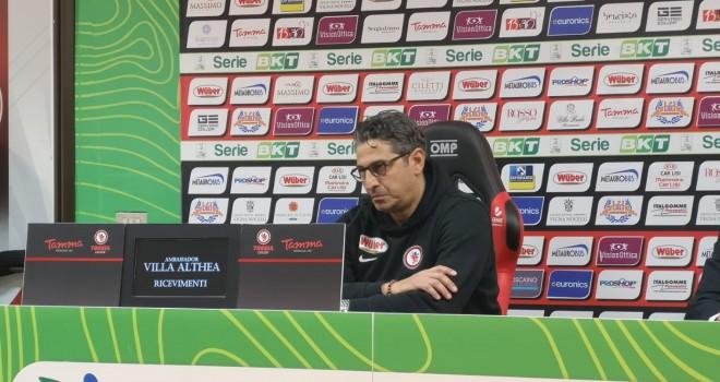 Il tecnico rossonero, Pasquale Padalino