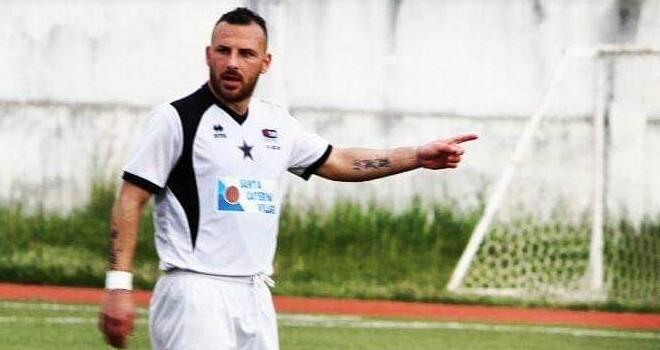 Vigor Lamezia: ingaggiato l'attaccante Piccirillo