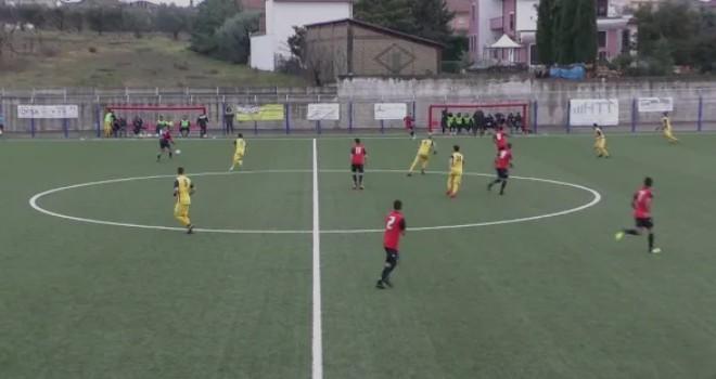 Eclanese-Positano 2-0: la sintesi della gara (VIDEO)