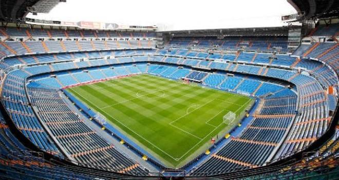 Lo stadio madrileno