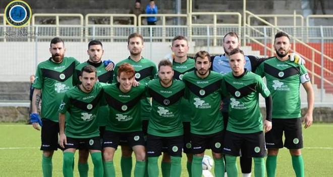 Manita dello Sporting Audax: San Vincenzo battuto in rimonta