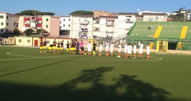2a A. Il Villa di Briano cade all'ultimo minuto contro il Real Vesuvio