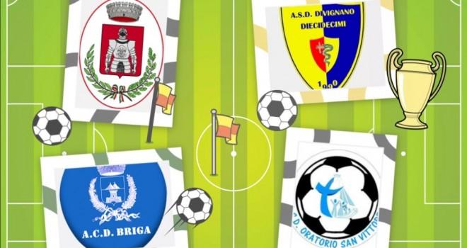 Le quattro squadre in lizza
