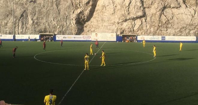Pari tra Costa d'Amalfi e Castel San Giorgio: la sintesi - VIDEO