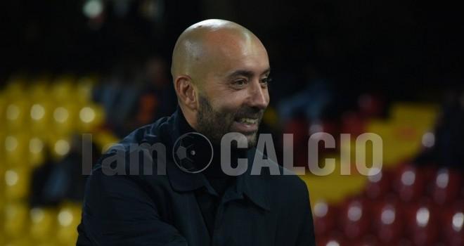 """Benevento. Bucchi: """"Episodi decisivi, niente calcoli neanche sabato"""""""