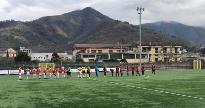 Il Salernum supera la Rocchese: vittoria per 4-2