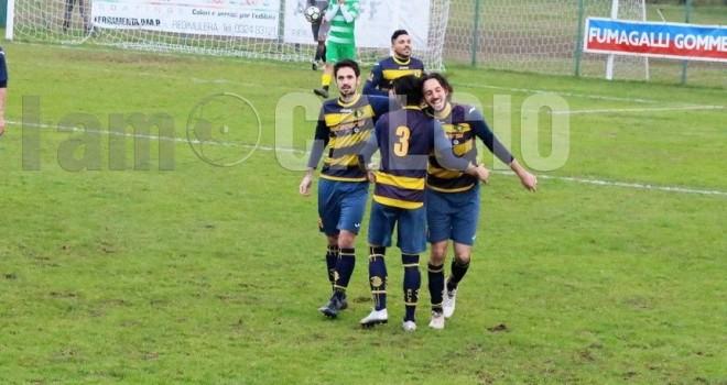 Prima categoria A - La Serravallese terza forza del campionato