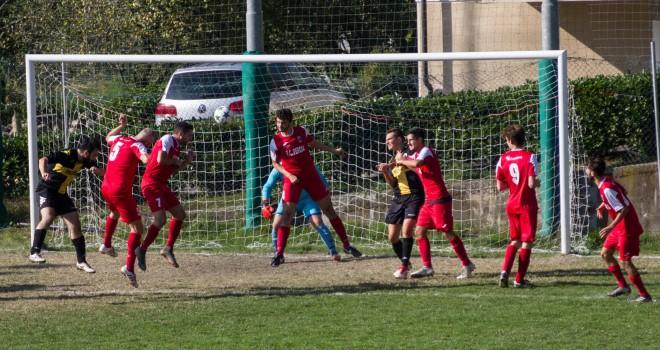 Il S.Secondo sgambetta il Villar, sorpasso Carignano. Blitz Vigone