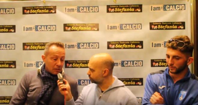 Giuseppe Tavani e Damiano Modaffari