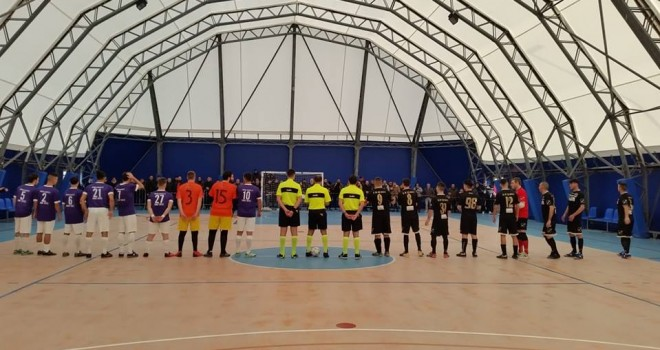 Calcio a 5/C1. Il Limatola esagera, bene Spartak, Leoni ed Oplontina