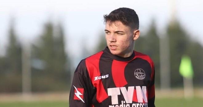 Nazionale Dilettanti U17: convocato Turzo del Pietramontecorvino
