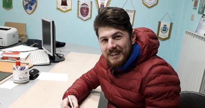 Graziano firma con il Lucera