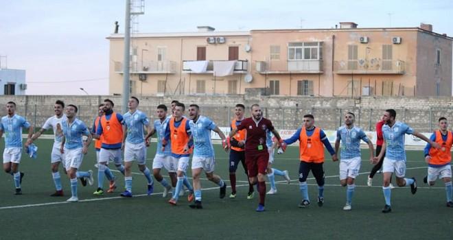 Vieste, sconfitta ininfluente a Barletta: 1-0 biancorosso al ''Manzi''