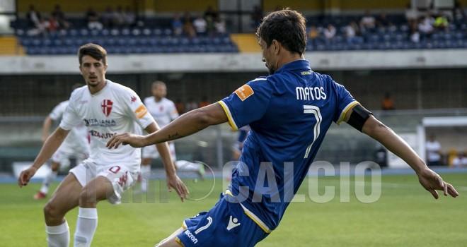 Benevento-H. Verona 0-1: Matos condanna i sanniti nella ripresa