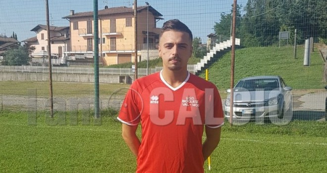Calise, 14 gol l'ultima stagione