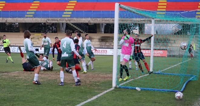 Il Campobasso vince ancora: 1-0 all'Avezzano, decide Musetti