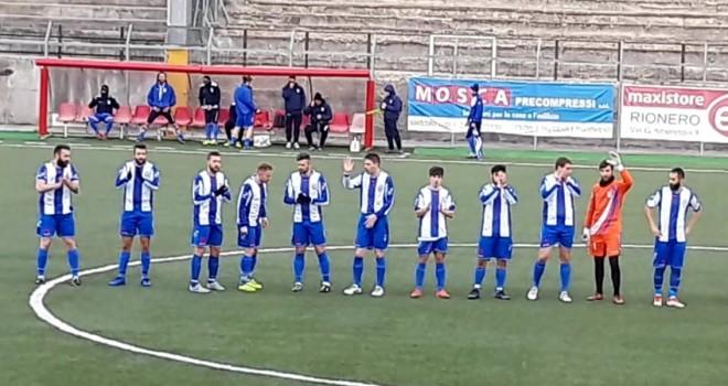 Gli highlights di Fst Rionero-Pietragalla 0-1