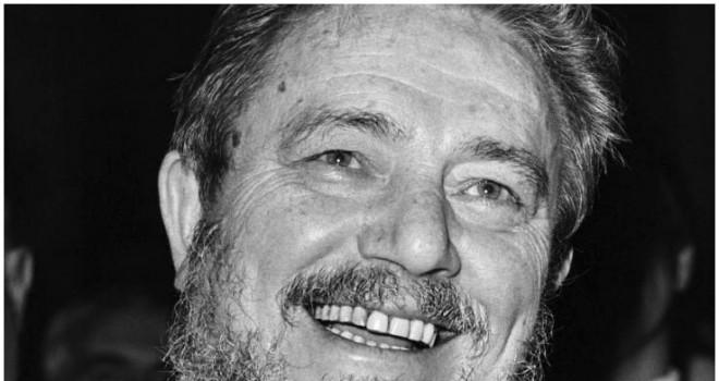 Il grande giornalista Gianni Brera
