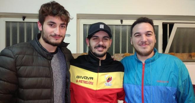 Capitan Crovella, Errico e il T.M. Rossi