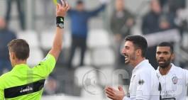 Pro Vercelli-Alessandria 3-1, avanzano le bianche casacche