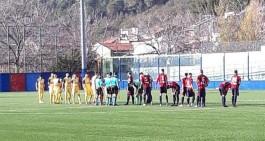 Il Castel San Giorgio batte l'Eclanese, Malafronte match winner