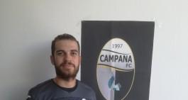 """Campana Futsal. De Luca: """"Felice di essermi sbloccato e per il poker"""""""