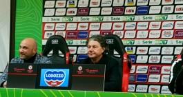 """Foggia, Nember e Fares: """"Domani ci sarà Pavone in panchina"""""""