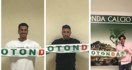 Tre nuovi acquisti per il Rotonda: Pastore, Chiavazzo e De Stefano
