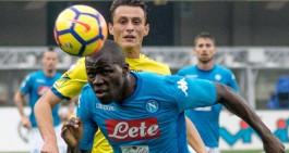 2 turni a porte chiuse per l'Inter. Due anche per Insigne e Koulibaly