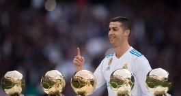 Accadde Oggi. 2017: Cristiano Ronaldo vince il 5° Pallone d'Oro