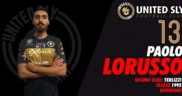 Sly United, nuovo rinforzo in difesa. Ecco Paolo Lorusso