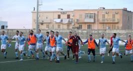 Sciacca e Russo rispondono a Legari: Vieste batte Molfetta Calcio 2-1