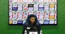 """Cosenza. Occhiuzzi: """"Siamo pronti ad affrontare il Benevento"""""""