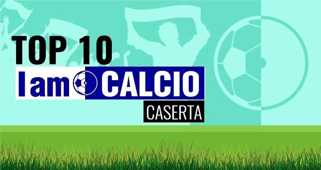 TOP 10 Dicembre: Marcianise domina, Villa Literno e Albanova sul podio
