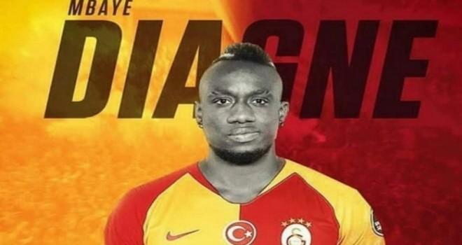 Mbaye Diagne al Galatasaray!