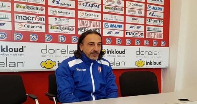 Protti, allenatore del Forlì