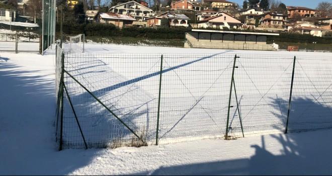 Neve - Altri due rinvii in Promo. Fermati i gironi di Prima Cat. F e G